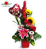 Arreglo Floral dia de la Madre Cdo 13
