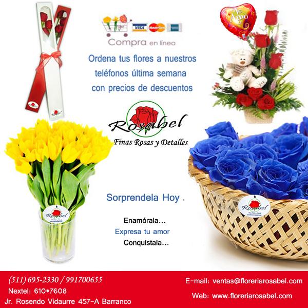 Arreglos Florales En Lima Peru