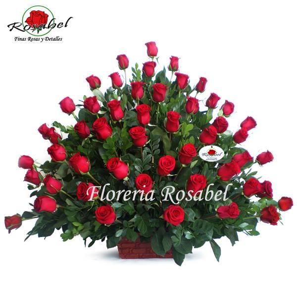 Envio De Flores Rosas Rosas Rojas Arreglos Florales Dia De Las
