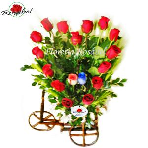 Arreglo floral Corazón Eterno