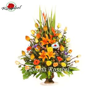 Flores para Inauguración Aniversario B3