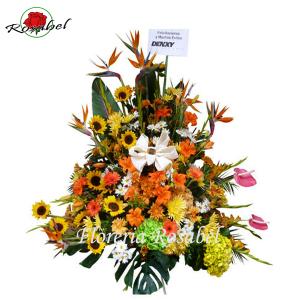 Flores para Inauguración Aniversario B5