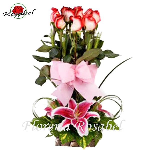 Arreglo Floral Encanto