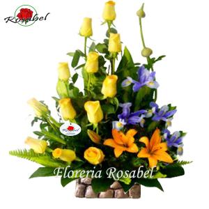 Arreglo Floral Soñadora