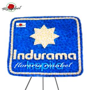 Logotipos Florales Indurama