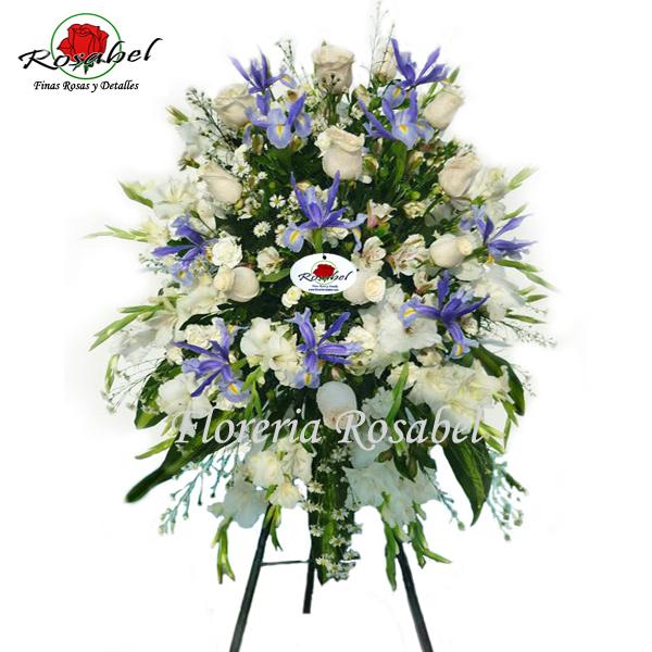 Lagrimas Florales con Parante Envió a Todos los Velatorios