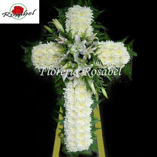 Cruz Floral Recuerdo 02