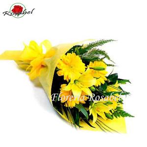 Ramo de Flores Lima 01