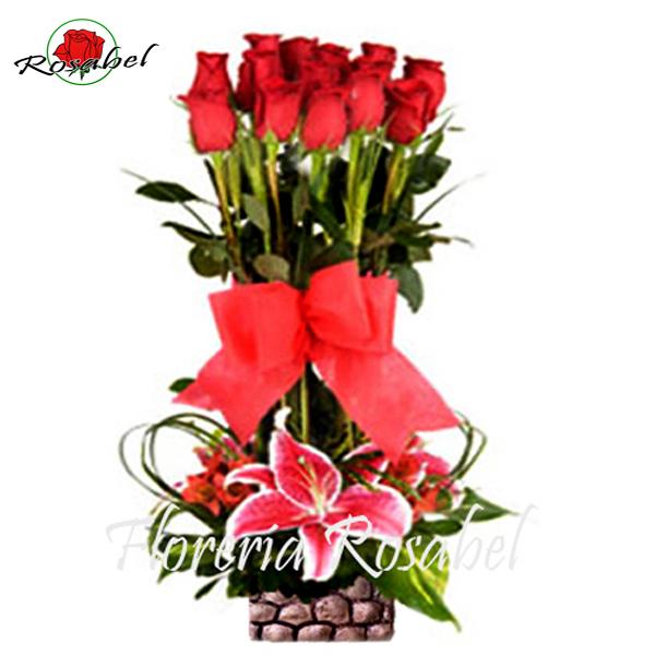 Arreglo Floral para Cumpleaños 02