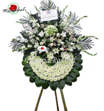 Coronas Florales 12,  corona funebres,para velorios,  sepelios, funerales