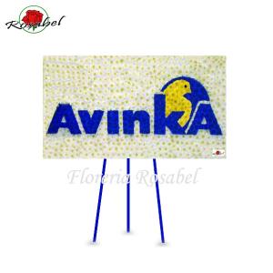 Logotipos de Flores Avinka