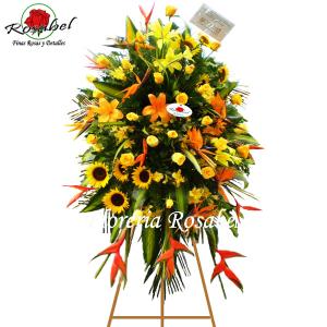 Flores para Inauguración IG 05
