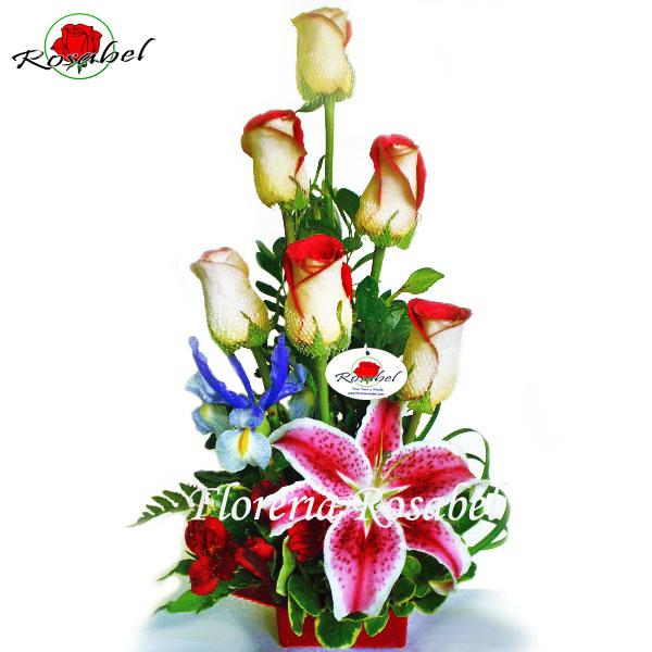 Envio De Arreglos Florales Para Cumpleaños