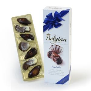 Chocolate Belgian conchas CH8