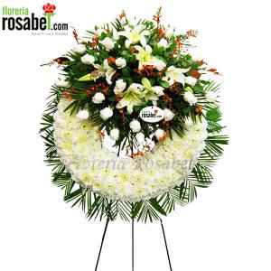 Coronas, Arreglos Florales para Difuntos Lima