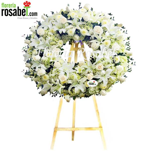 Envío de coronas fúnebres