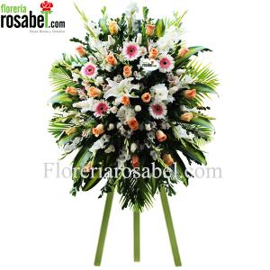 Arreglos Funebres lima peru, flores para velorios