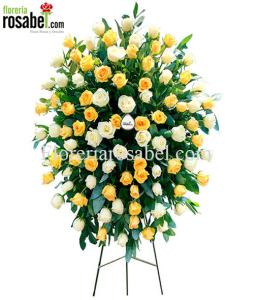 Coronas Funebres, Envio Flores para Velorios en Lima Peru